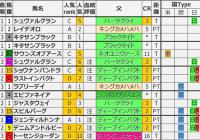 重賞レース過去5年ブラッドバイアス/ジャパンC&京阪杯&京都2歳S