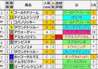 重賞レース過去5年ブラッドバイアス/チャンピオンズC&ステイヤーズS&チャレンジC