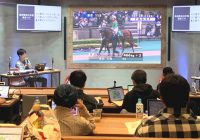 トレセンか競馬場にしか行かない男が登場!/先週末(2/15~2/16)の亀谷サロンレポートが公開されました