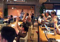 リアルサロンがパワースポットに! 先週末(6/22~6/23)の亀谷サロンレポートが公開されました