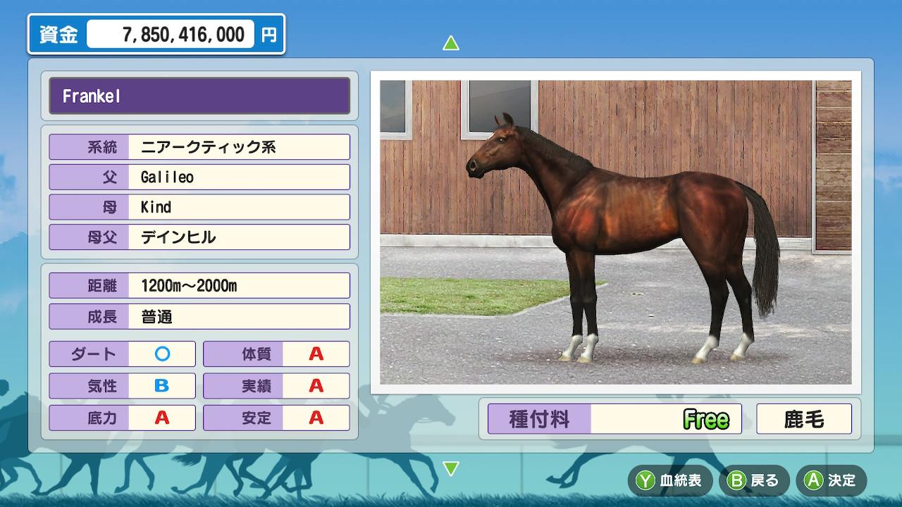 """イギリスの種牡馬。競走馬時代はGⅠを10勝して""""怪物""""とも呼ばれた。日本でもソウルスターリングやモズアスコット、グレナディアガーズなど活躍産駒を出している。"""