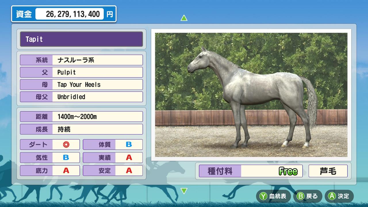 アメリカの種牡馬。多数の活躍馬を輩出し、2014~2016年に北米のリーディングサイアーに輝いた。日本ではフェブラリーSの覇者テスタマッタやローズSを勝ったラビットランが代表産駒として挙げられる。