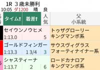 阪神ダ1200mとサウスヴィグラス産駒/今週末(4/17~4/18)の見どころ