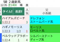 新種牡馬ドレフォンに注目! /今週末(6/19~6/20)の見どころ