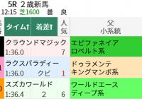 エピファネイア産駒の狙い方/今週末(6/12~6/13)の見どころ