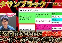 先週(6/5~6/6)の買いパターン&消しパターン該当馬の結果/ YouTubeチャンネル『亀谷敬正の競馬血統辞典』