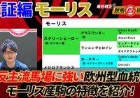 先週(7/10~7/11)の買いパターン&消しパターン該当馬の結果/ YouTubeチャンネル『亀谷敬正の競馬血統辞典』