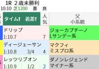 芝1200mでマクフィ産駒が大活躍! /今週末(9/11~9/12)の見どころ