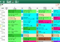 【無料公開】菊花賞 / 亀谷サロン限定公開中のスマート出馬表・次期バージョン